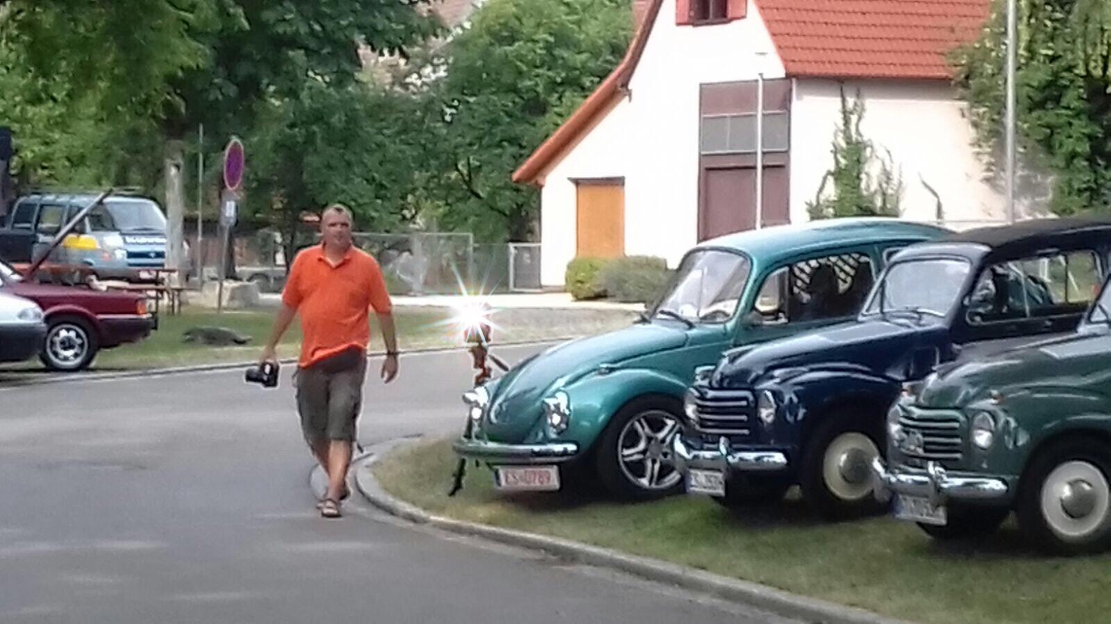 Oldtimertreffen Neckartailfingen 2018